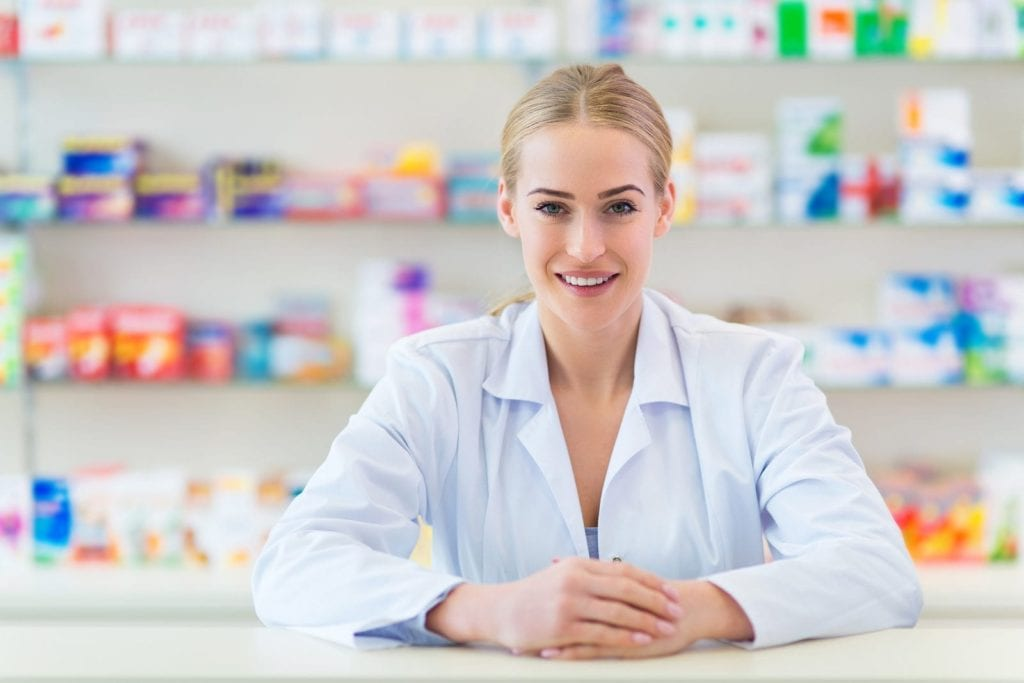 the importance of community pharmacists in The consumers' view of community pharmacy as a profession represents a  barrier to  importance of compounding in the community drug store precipitated  a.